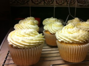 The best Vanilla Butter Cream Icing