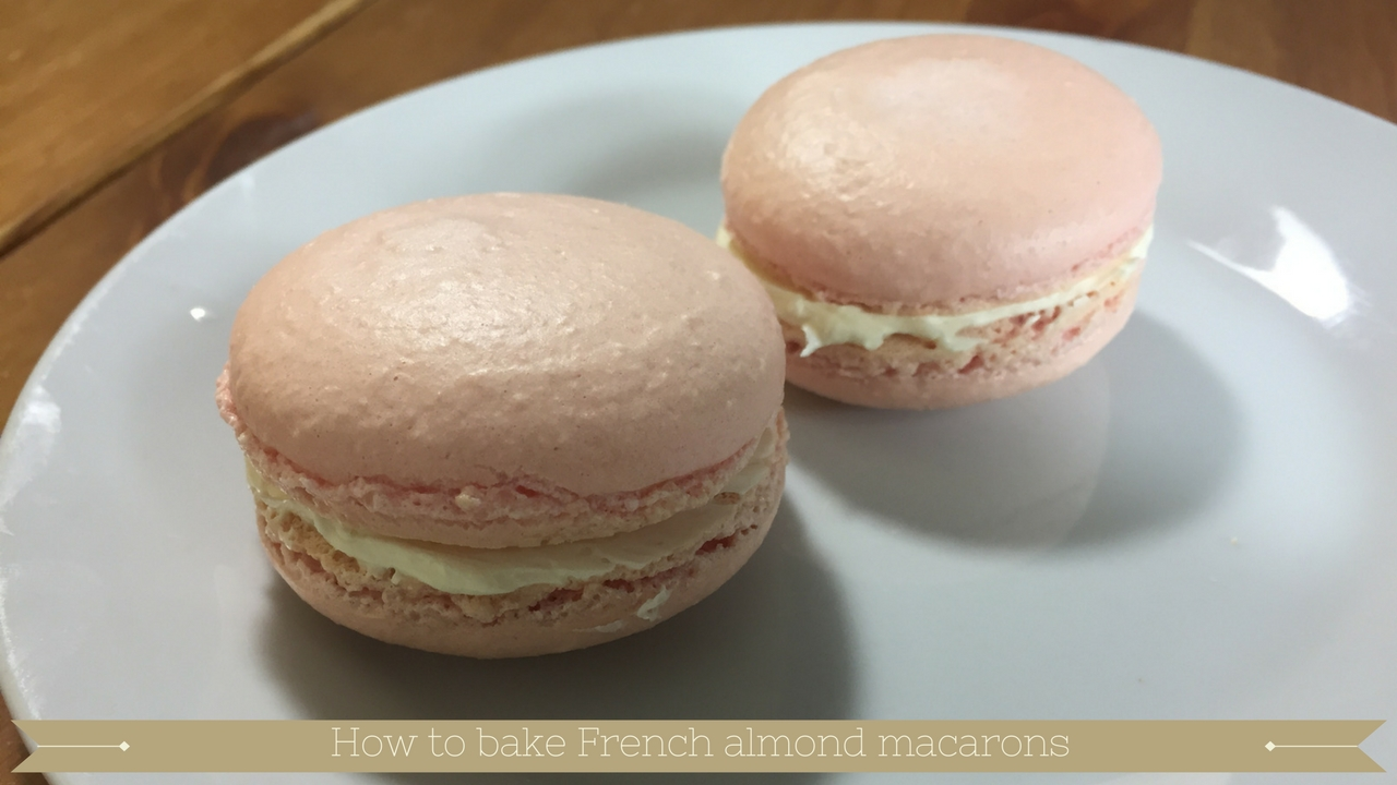 How to make french almond macarons meadow brown bakery