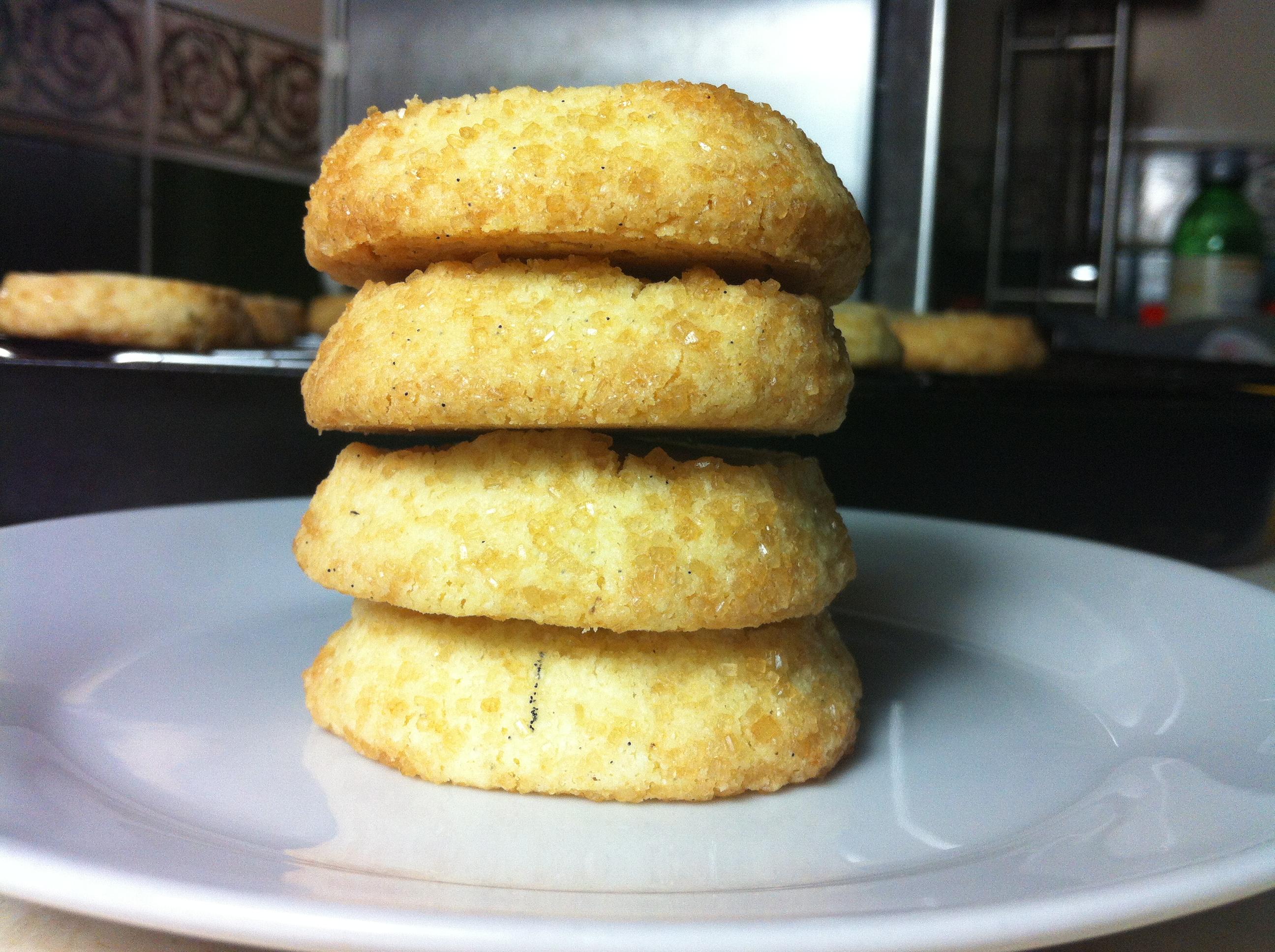 highlander shortbread recipe