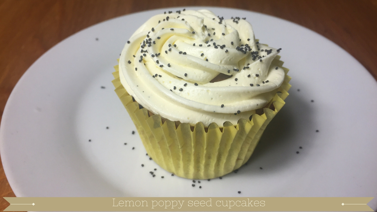 Lemon poppy seed muffins - meadow brown bakery