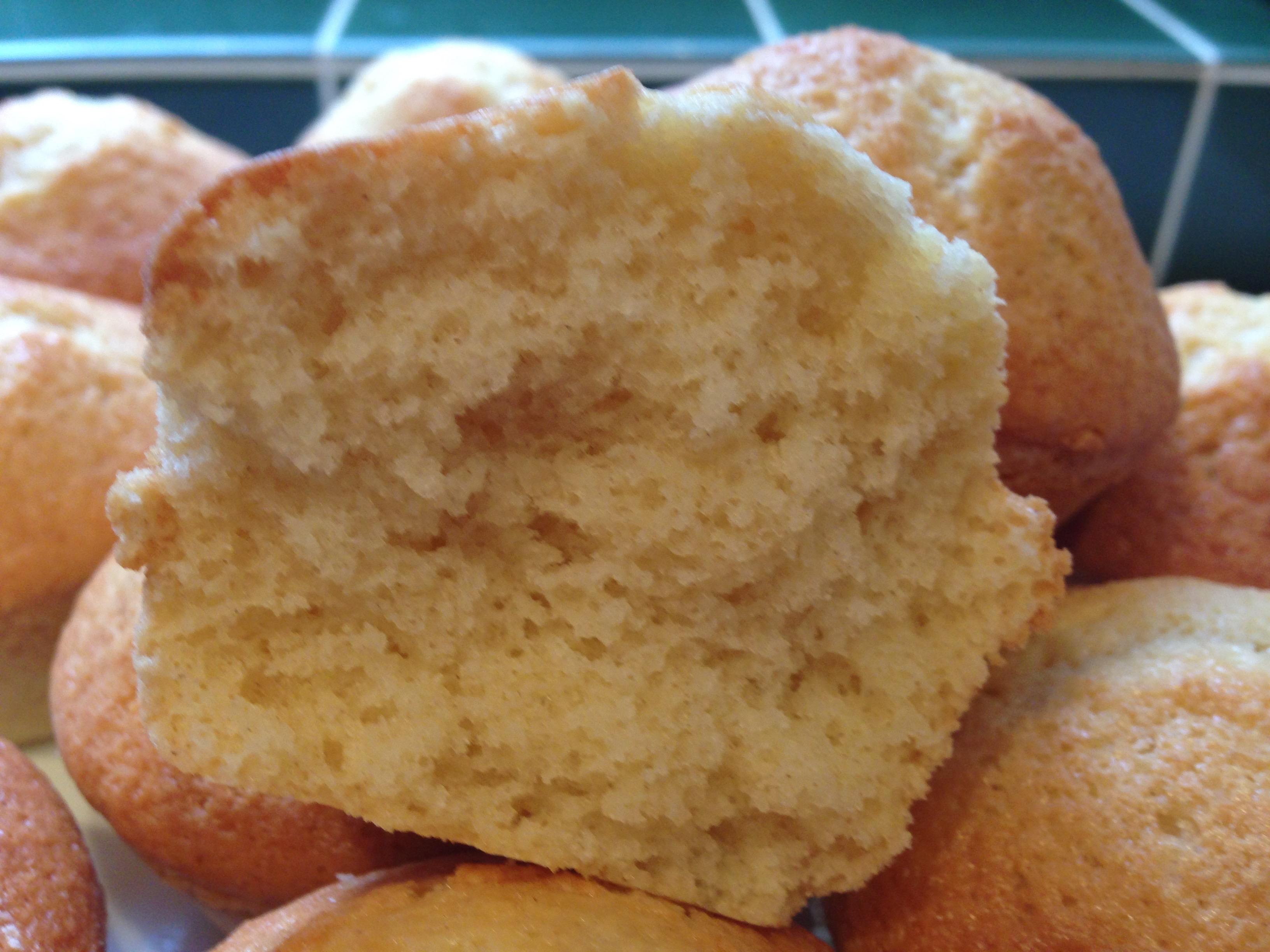 Cream Cakes recipe