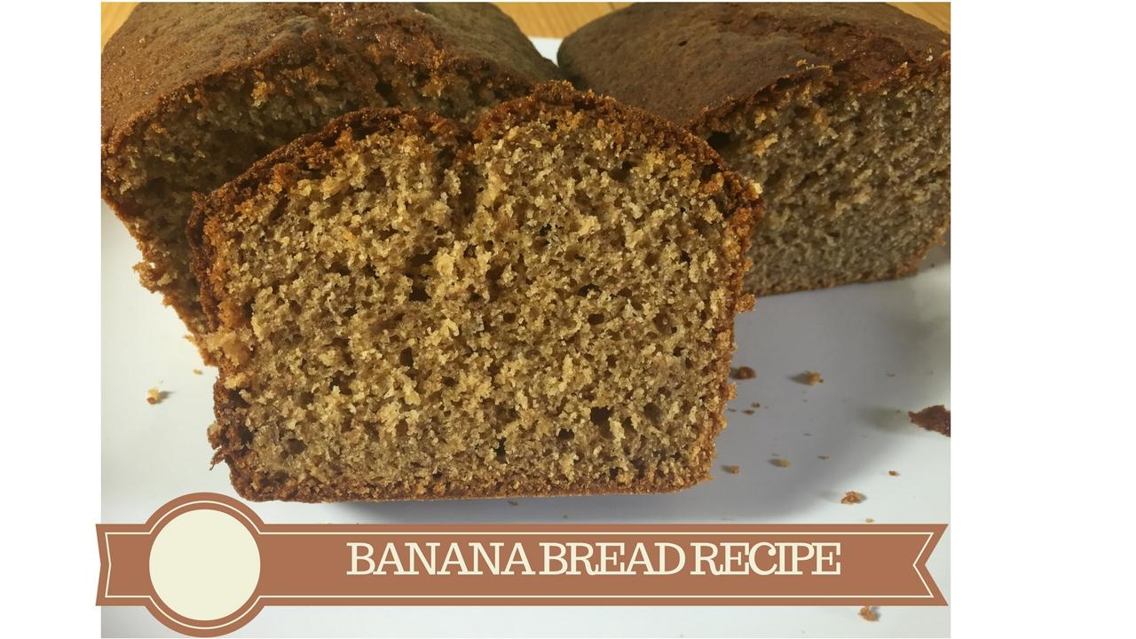 banana bread recipe meadow brown bakery