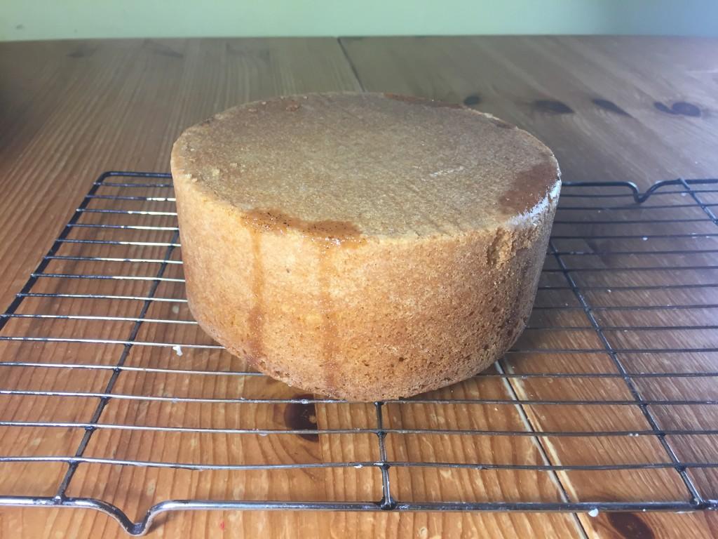 Madeira Cake  Inch Round Recipe