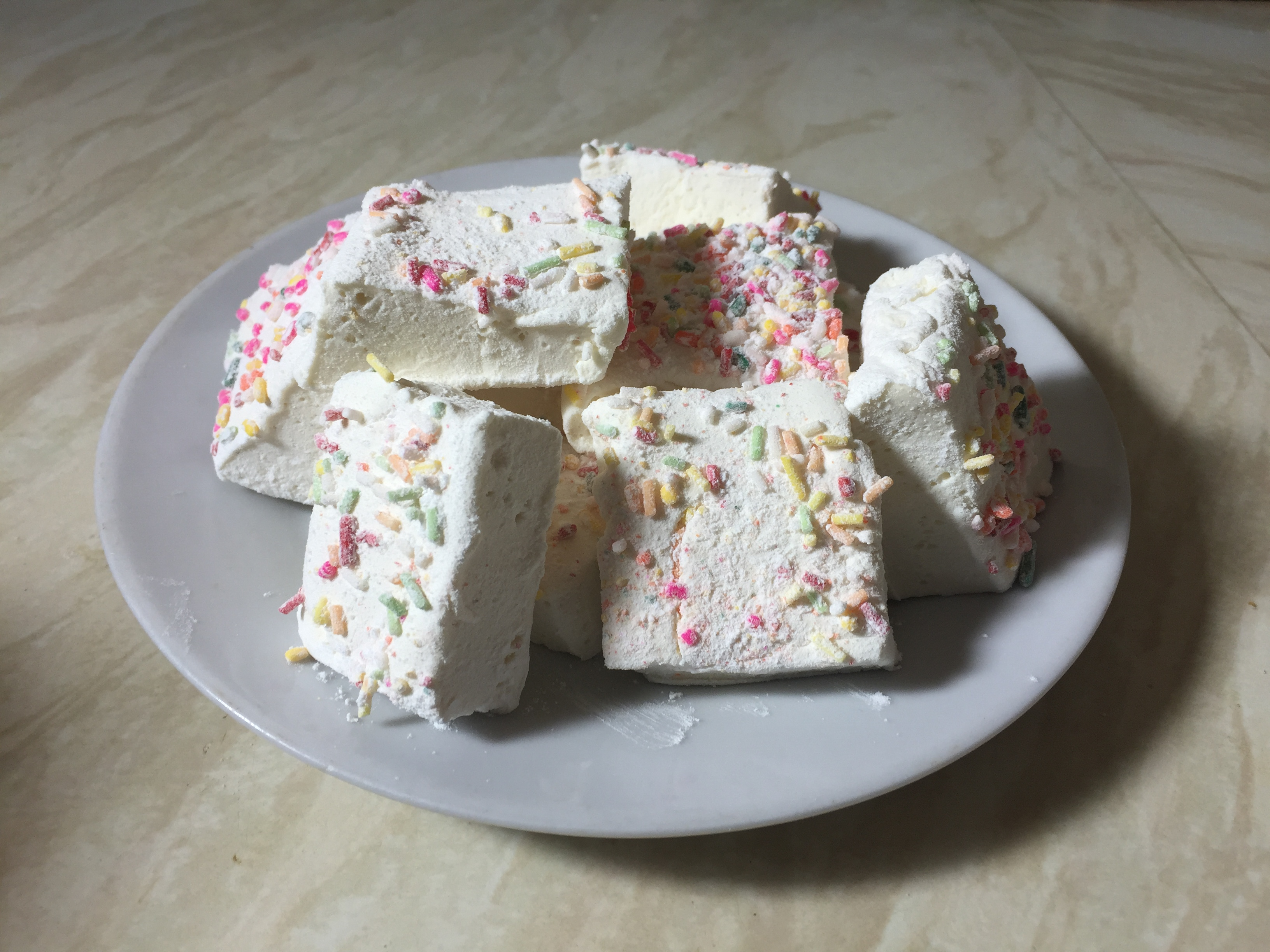 Bubblegum flavour marshmallow recipe - foodie flavours