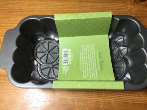 Citrus loaf pan Nordic Ware uk