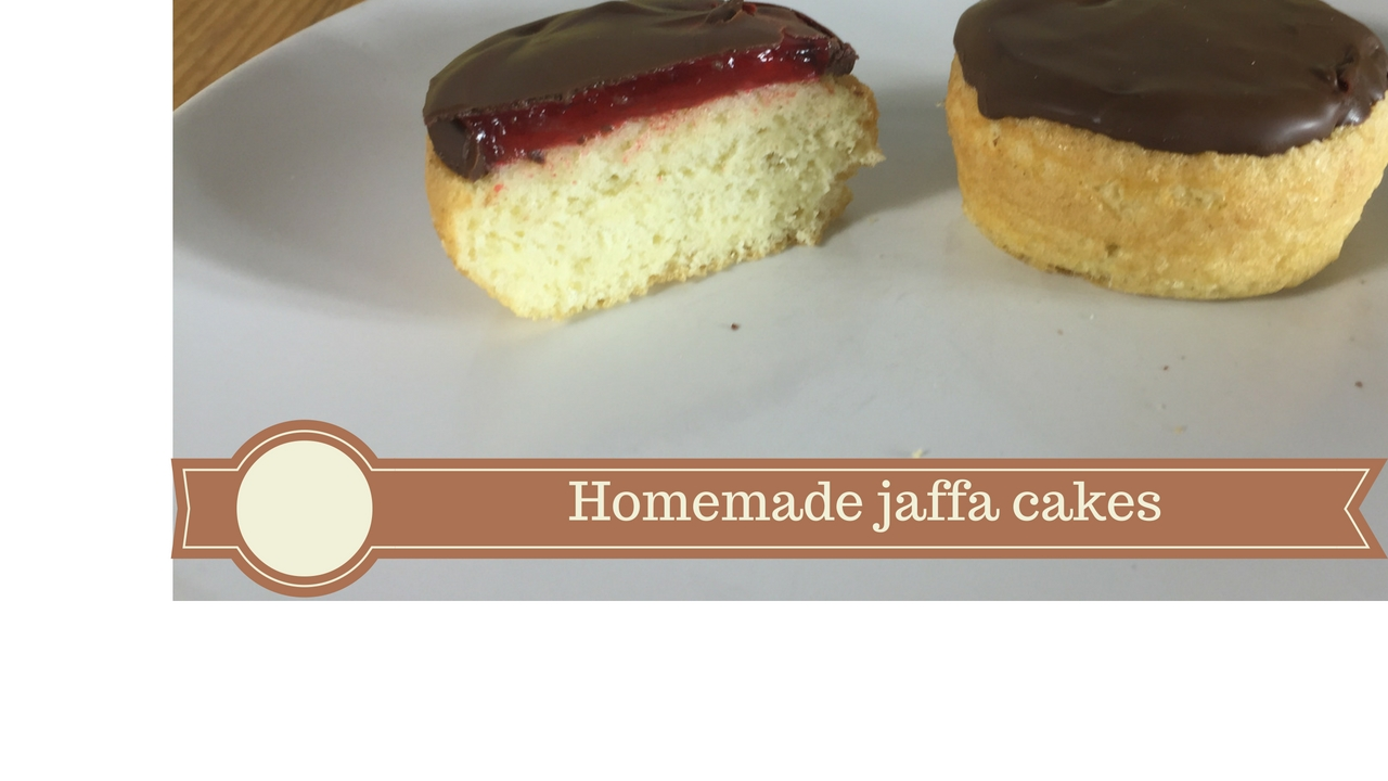 homemade jaffa cakes meadow brown bakery
