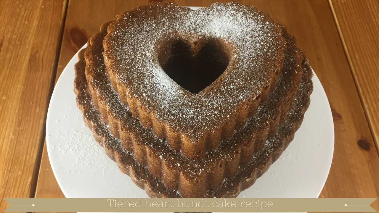 Nordic Ware Tiered Heart Pan Recipe Meadow Brown Bakery