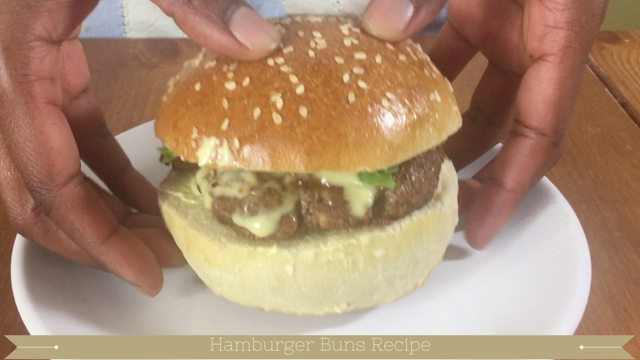 Hamburger Buns Recipe - Meadow Brown Bakery