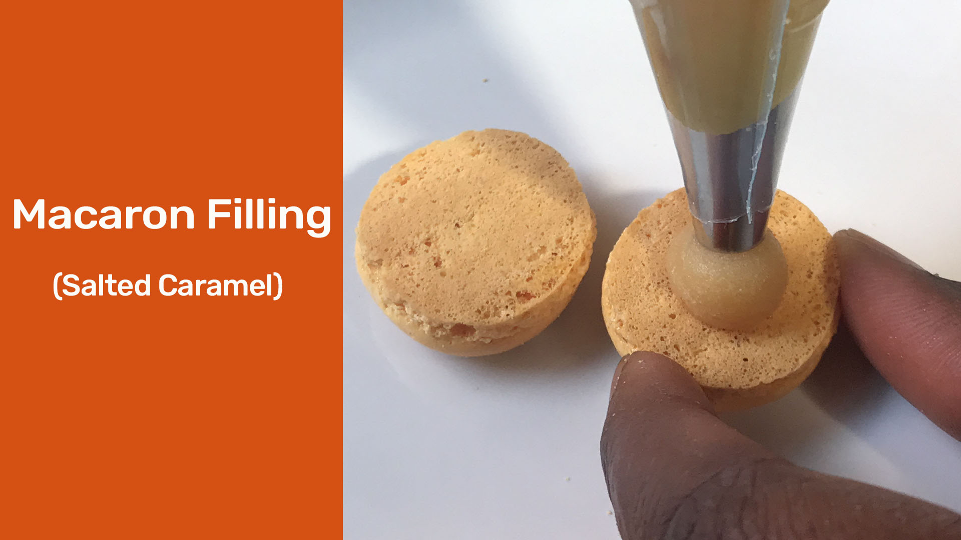 macaron filling - meadow brown bakery