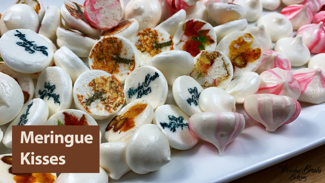 Meringue Course for Beginners