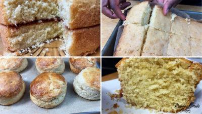 Four British Classic Bakes