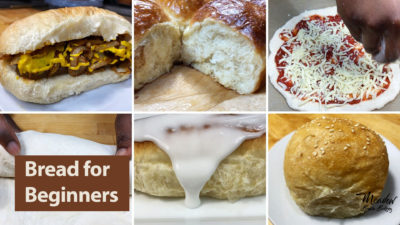 Introduction Bread Baking for Beginners