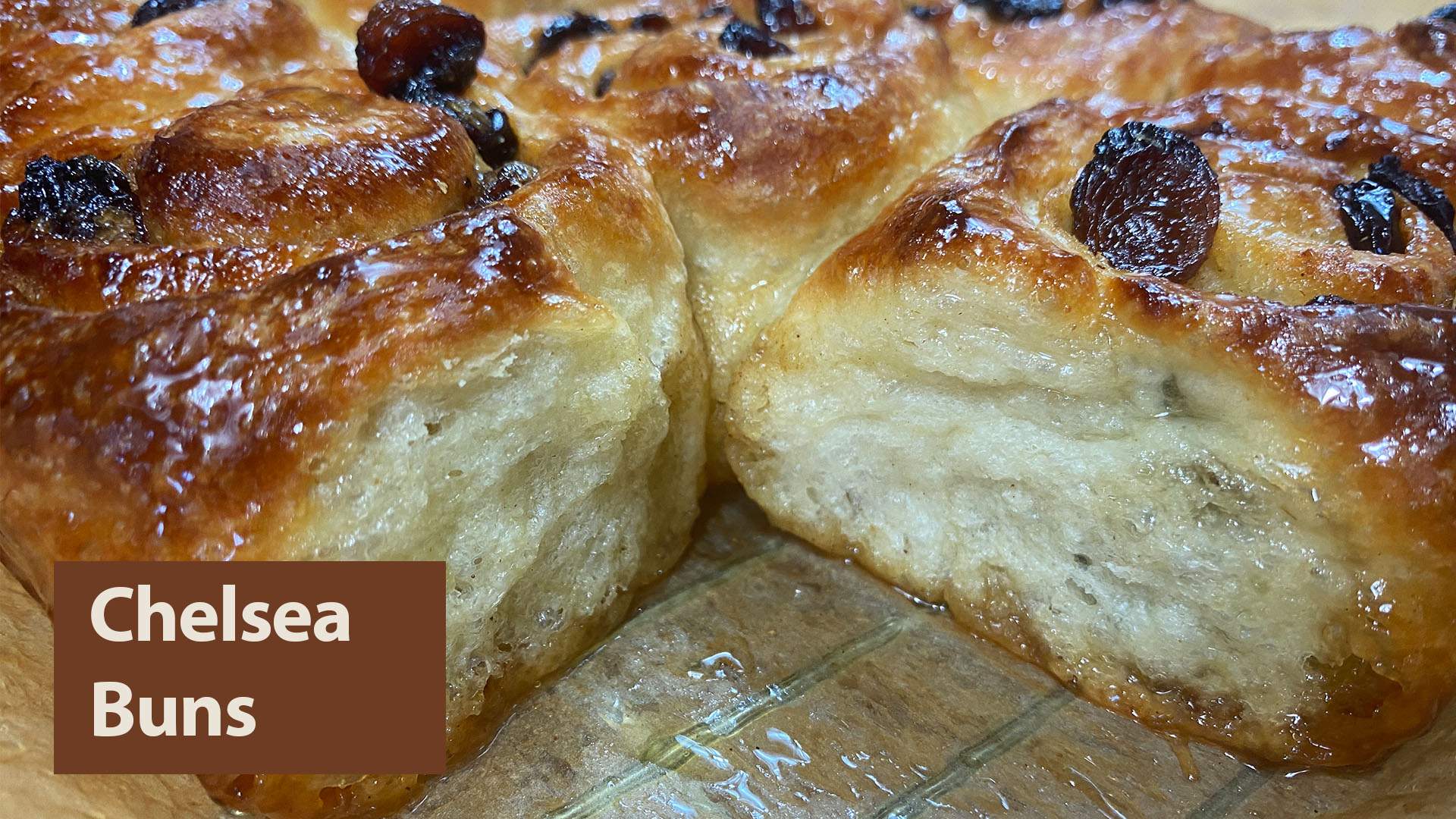 Chelsea buns recipe uk